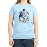 Teasdale Family Crest Women's Light T-Shirt