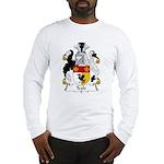 Teale Family Crest Long Sleeve T-Shirt