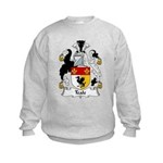 Teale Family Crest Kids Sweatshirt