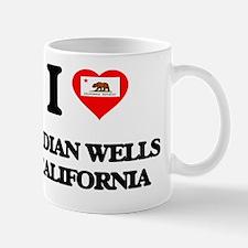 I love Indian Wells California Mug