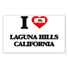 I love Laguna Hills California Decal