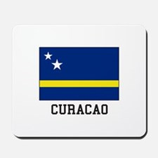 Curacao, Flag Mousepad