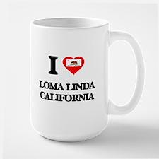 I love Loma Linda California Mugs