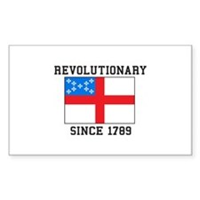 Revolutionary since 1789 Decal