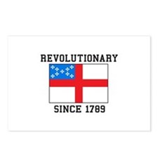Revolutionary since 1789 Postcards (Package of 8)