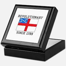 Revolutionary since 1789 Keepsake Box