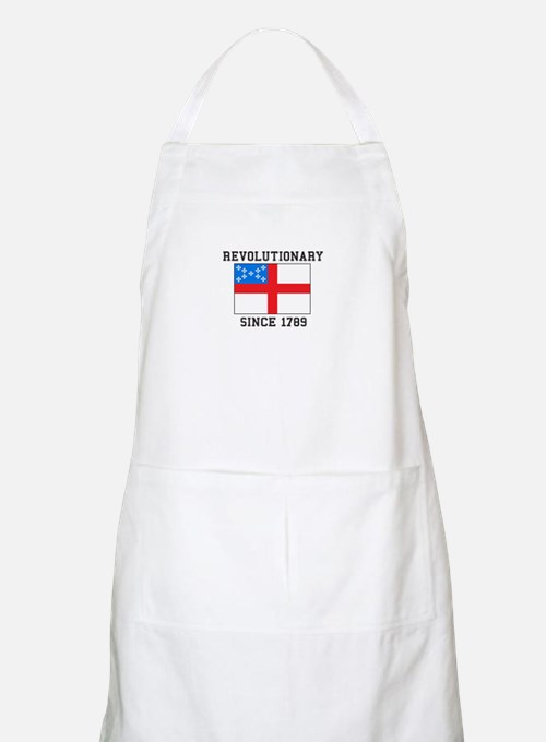 Revolutionary since 1789 Apron