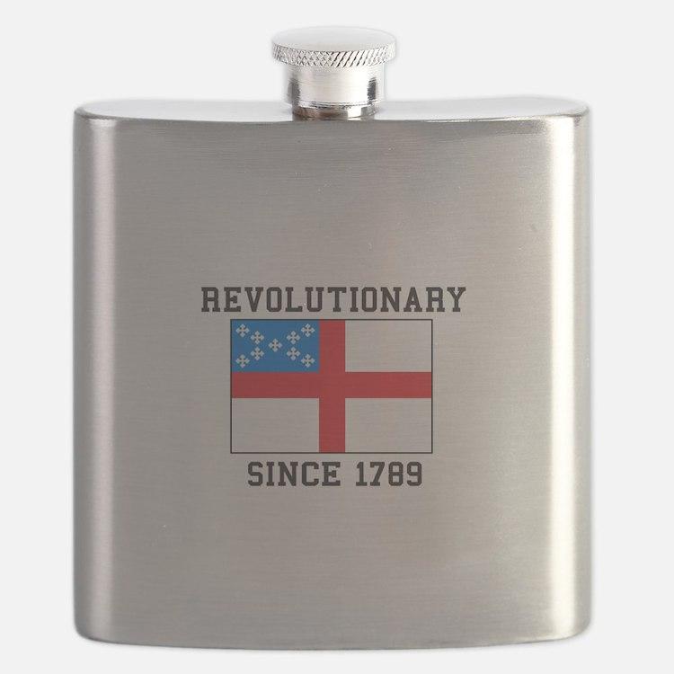 Revolutionary since 1789 Flask