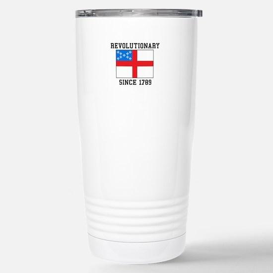 Revolutionary since 1789 Travel Mug