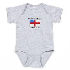 Revolutionary since 1789 Baby Bodysuit