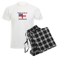 Proud be an Episcopal Flag Pajamas