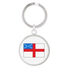 Episcopal Flag Keychains