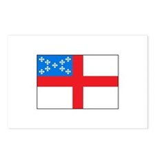 Episcopal Flag Postcards (Package of 8)