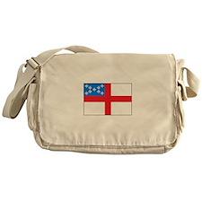 Episcopal Flag Messenger Bag