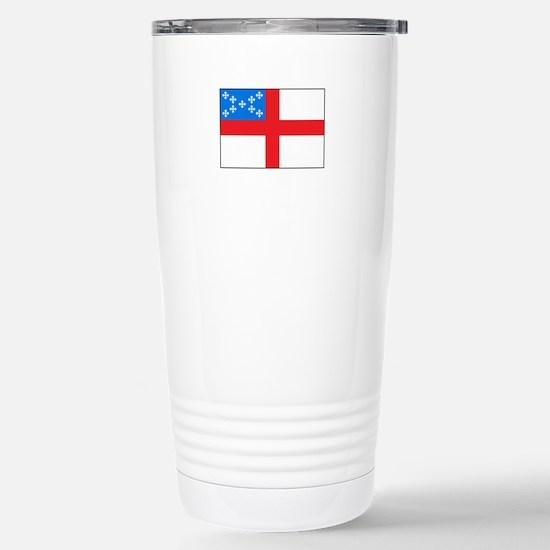 Episcopal Flag Travel Mug