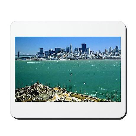 San Francisco from Alcatraz Mousepad