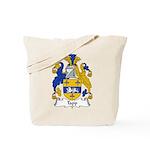 Tapp Family Crest Tote Bag
