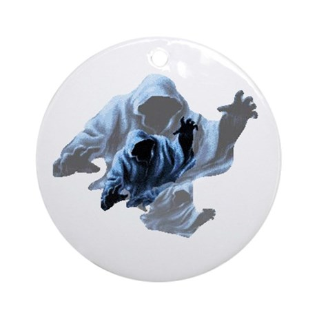 Ghost Canada - Christmas Ornament ( Round )