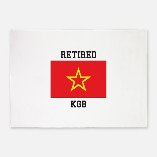 Soviet red Army Flag 5'x7'Area Rug