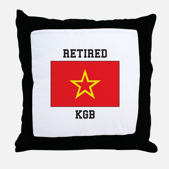 Soviet red Army Flag Throw Pillow