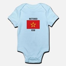 Soviet red Army Flag Body Suit