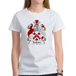 Tankard Family Crest Women's T-Shirt