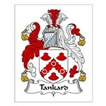 Tankard Family Crest Small Poster