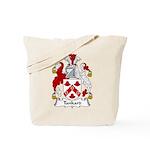 Tankard Family Crest Tote Bag