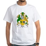 Tame Family Crest White T-Shirt