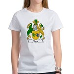Tame Family Crest Women's T-Shirt