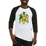 Tame Family Crest Baseball Jersey