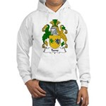 Tame Family Crest Hooded Sweatshirt