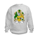 Tame Family Crest Kids Sweatshirt