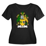 Tame Family Crest Women's Plus Size Scoop Neck Dar