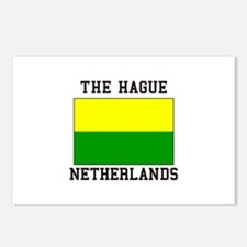 The Hague, Netherlands Postcards (Package of 8)