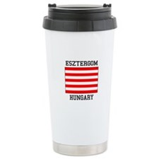 Esztergom Hungary Travel Mug