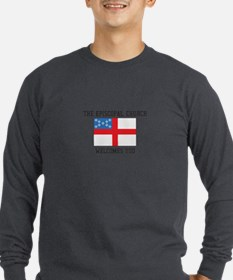 The Episcopal church welcomes you Long Sleeve T-Sh