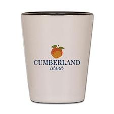 Cumberland Island - Georgia. Shot Glass