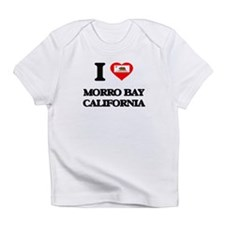 I love Morro Bay California Infant T-Shirt