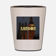 LONDON GIFT STORE Shot Glass
