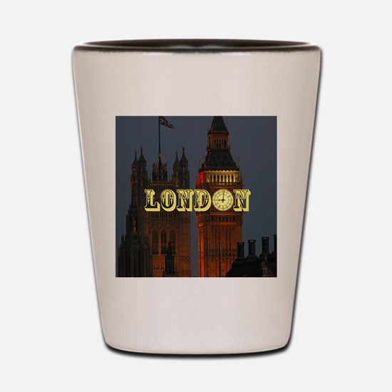 LONDON GIFT STORE Shot Glass