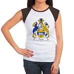 Taap Family Crest  Women's Cap Sleeve T-Shirt