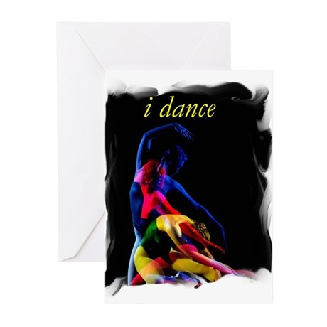 i dance Greeting Cards (Pk of 10)
