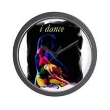 i dance Wall Clock