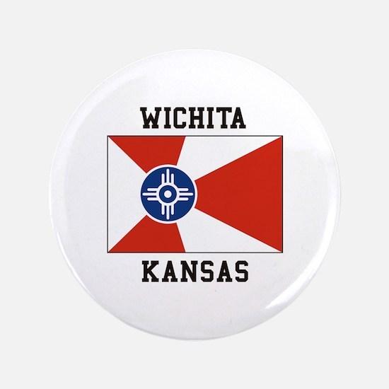 Wichita Kansas Button