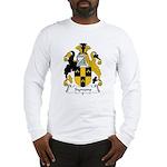 Symons Family Crest  Long Sleeve T-Shirt