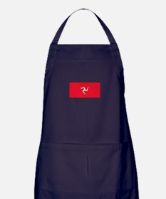 I Love Sicily Apron (dark)