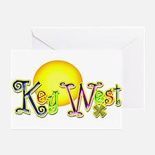 keywest Greeting Cards
