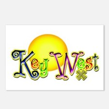 Funny West Postcards (Package of 8)