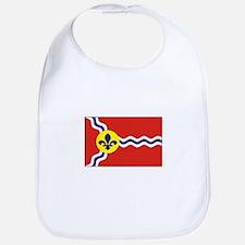 St. Louis Flag Bib